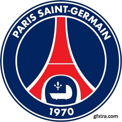 Football Logos - World Countries (France)