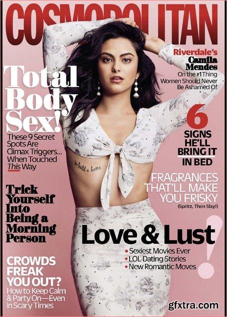 Cosmopolitan USA - February 2018