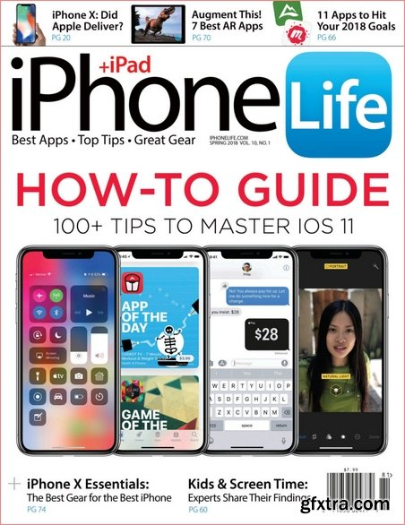 iPhone Life Magazine - December 29, 2017