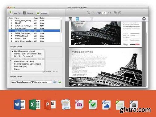 Lighten PDF Converter Master 6.1.0
