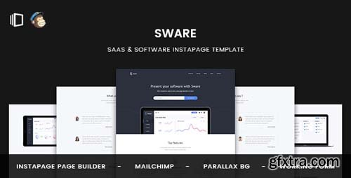 ThemeForest - Sware v1.0 - SaaS & Software Instapage Template - 20949767