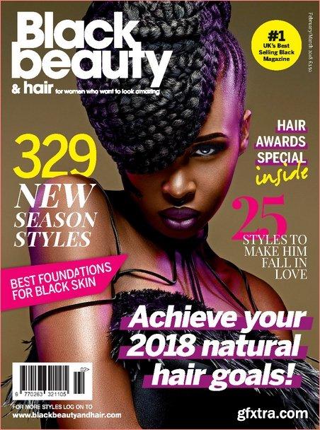 Black Beauty & Hair - February-March 2018