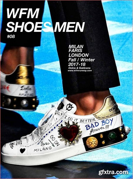 WFM Shoes Men - January 15, 2018