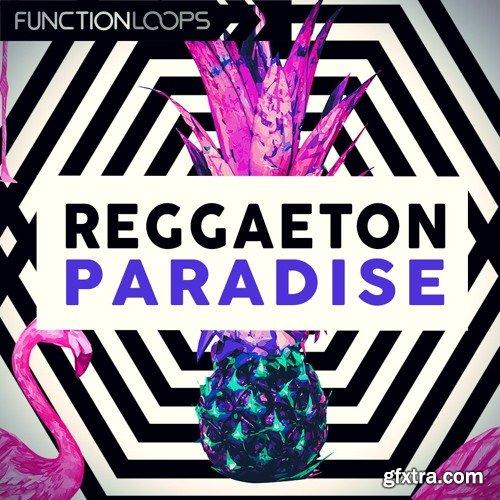 Function Loops Reggaeton Paradise WAV MiDi LENNAR DiGiTAL SYLENTH1 REVEAL SOUND SPiRE-DISCOVER