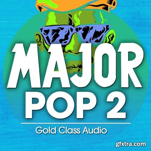 Gold Class Audio Major Pop 2 WAV MiDi-DISCOVER
