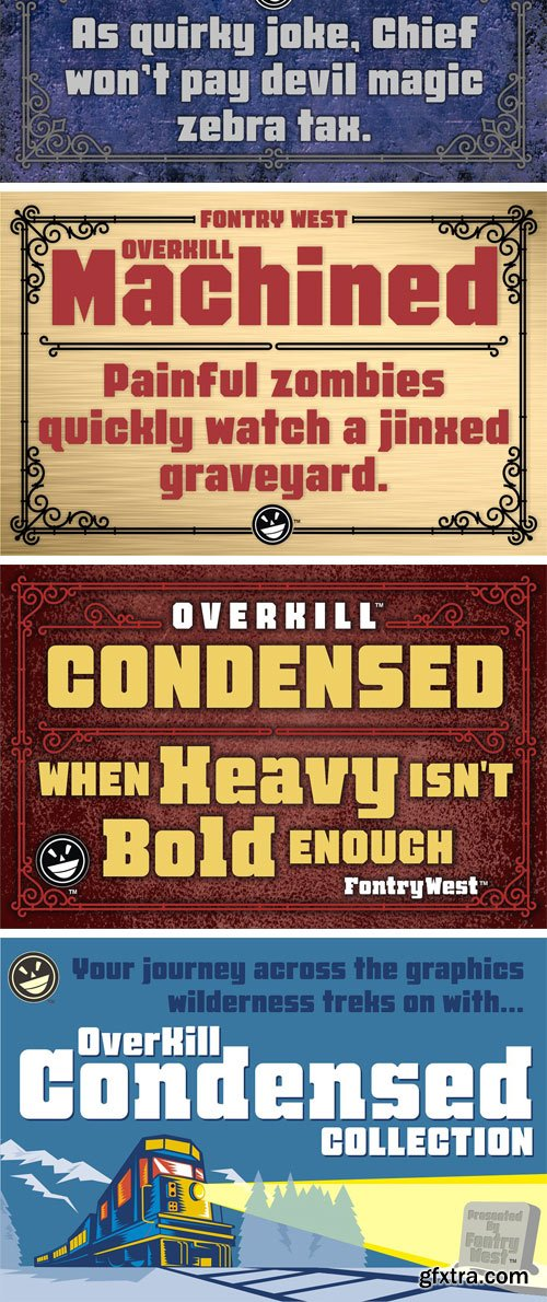 CM - FTY Overkill Condensed 2180183