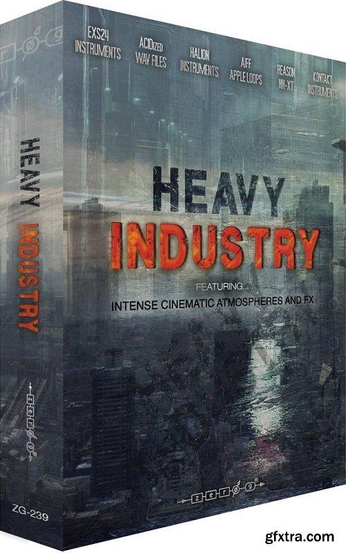 Zero-G Heavy Industry MULTiFORMAT