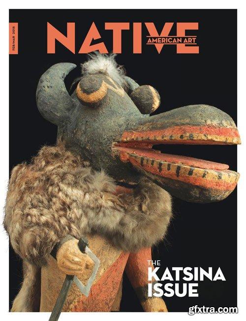 Native American Art - February/March 2018