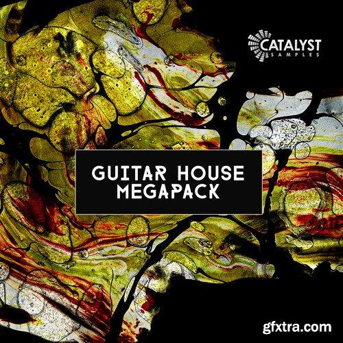Catalyst Samples Guitar House Megapack WAV MiDi