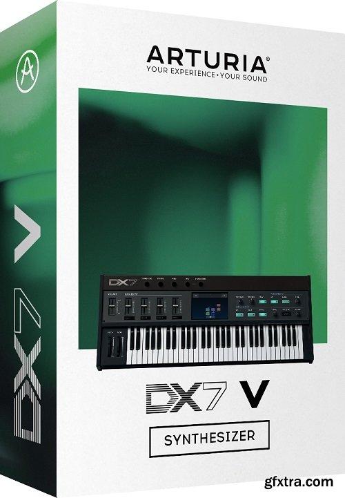 Arturia DX7 V v1.2.1.1797 CSE-VR