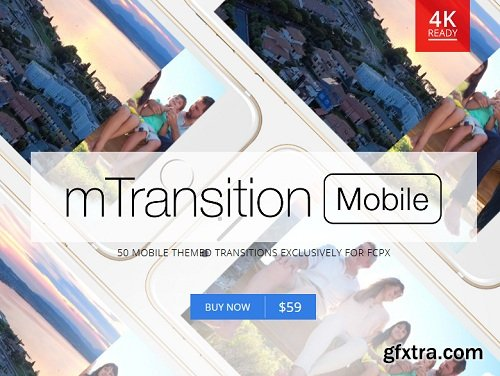 MotionVFX - mTransition Mobile for Final Cut Pro X (macOS)