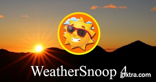 WeatherSnoop 4.0.0 Build 138 (macOS)