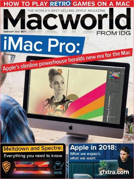 Macworld UK - February 2018