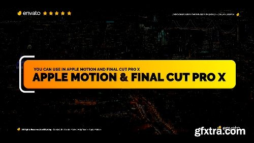 Videohive Modern Promo Titles Pack for FCPX 20587062