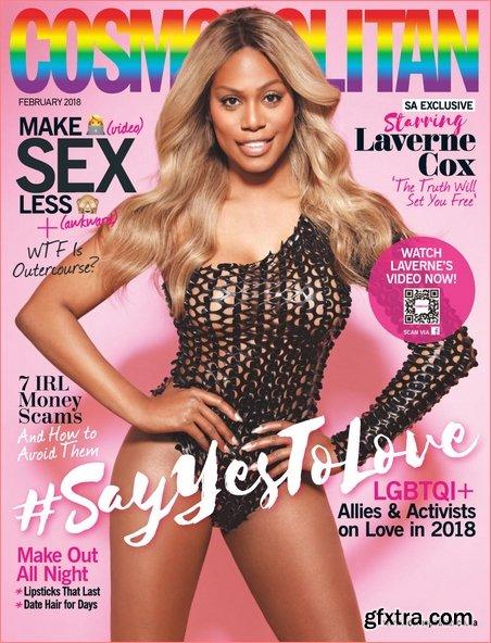 Cosmopolitan South Africa - February 2018