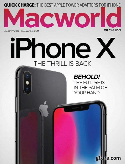 Macworld Australia - January 2018