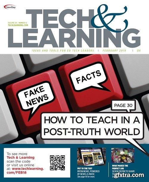 Tech & Learning - February 2018