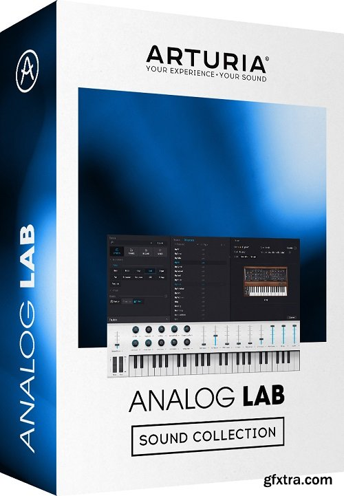 Arturia Analog Lab 3 v3.2.0.1509 Rev2 CE-V.R
