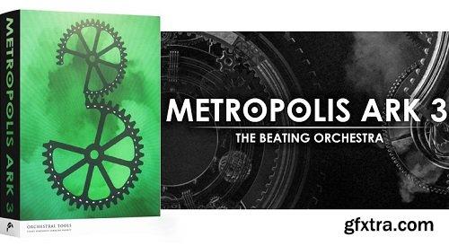 Orchestral Tools Metropolis Ark 3 v1.1 KONTAKT-DECiBEL