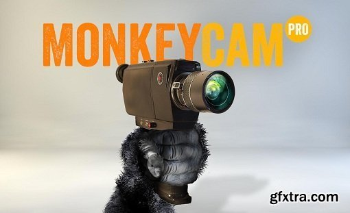MonkeyCam Pro - Plugin for After Effects