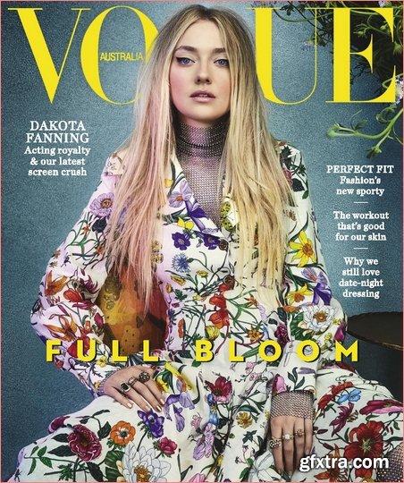 Vogue Australia - February 2018