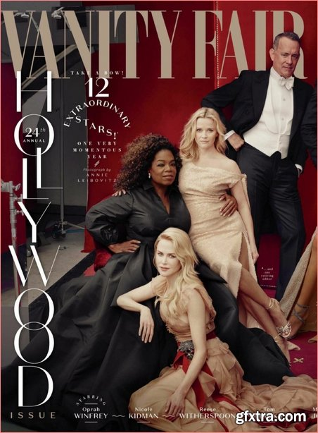 Vanity Fair USA - March 2018