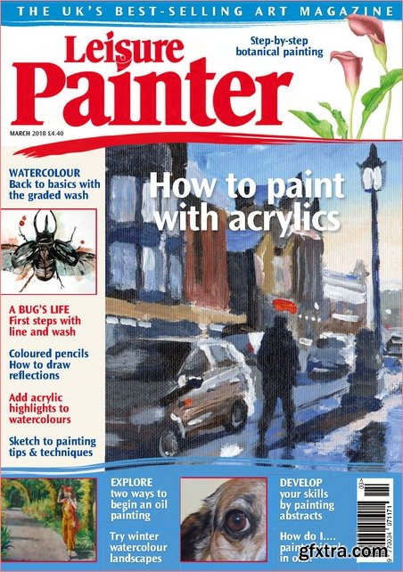Leisure Painter - March 2018