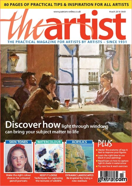 The Artist - March 2018