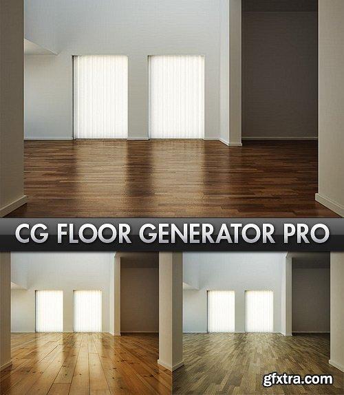 Floor Generator 2.10 PRO for 3ds Max 2014-2017