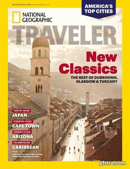 National Geographic Traveler USA - February/March 2018