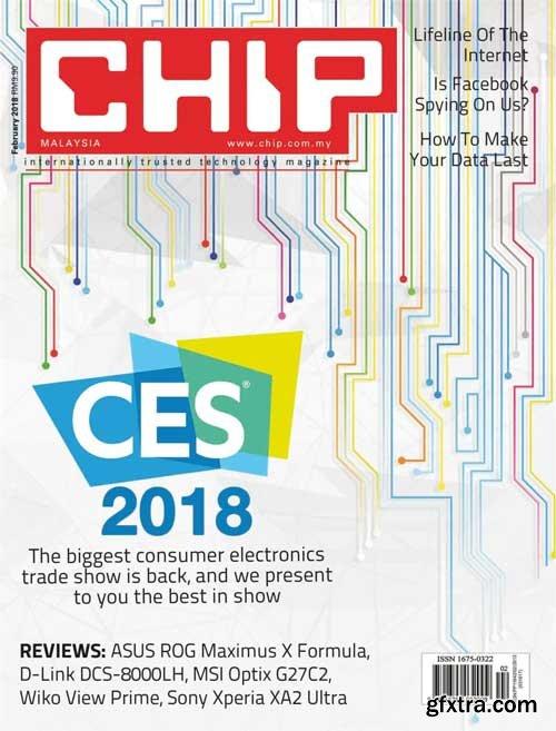 Chip Malaysia - February 2018