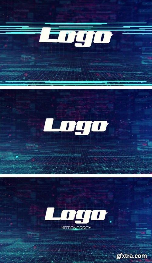 MotionArray - Digital Technology Logo Reveal After Effects Templates 58507