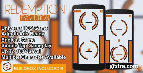 CodeCanyon - Redemption Evolution v1.0 - Android Project + BBDOC File Included - 18946753