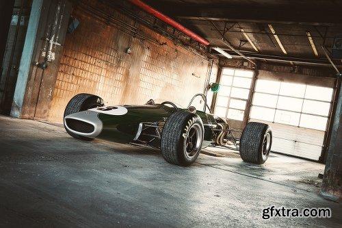 Brabham 3D Model