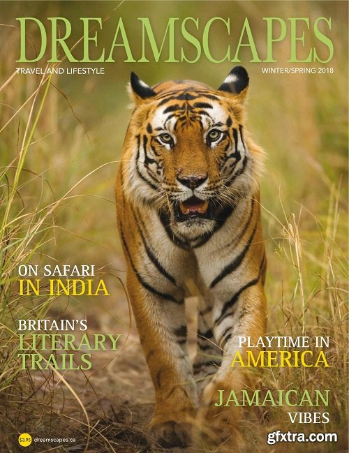 Dreamscapes Travel & Lifestyle - Winter/Spring 2013