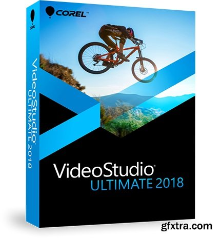 Corel VideoStudio Ultimate 2018 21.1.0.89 Multilingual