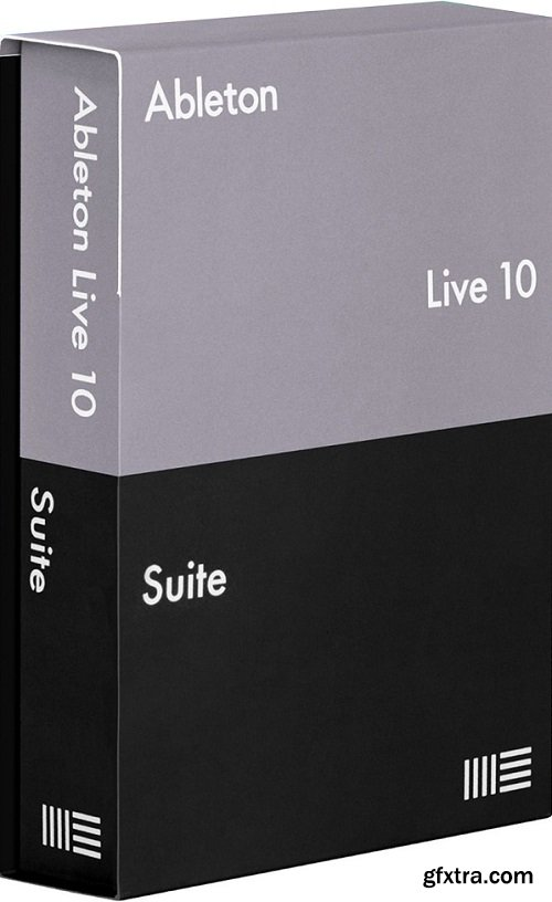 Ableton Live Suite v10.0.6 MacOSX Incl Patched and Keygen-R2R