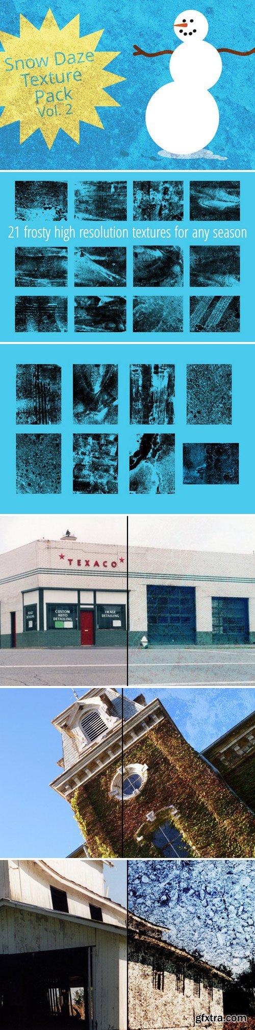 CM - Snow Daze Vol. 2 Texture Pack 2225268