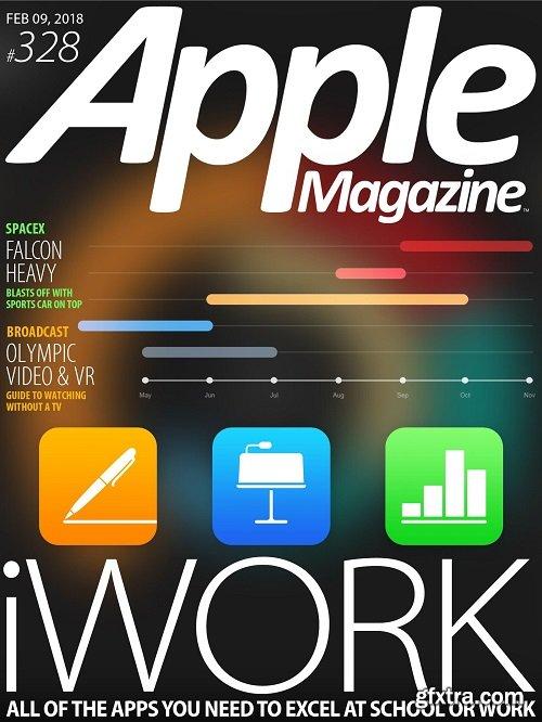 AppleMagazine - February 09, 2018