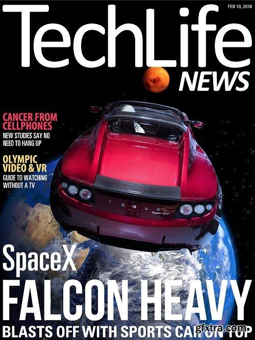 Techlife News - February 10, 2018