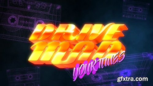 Videohive Ultimate 3D Titles Pack 21324168