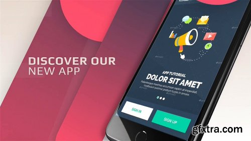 Videohive Fast App Promo 21324416