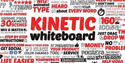 Videohive Kinetic Whiteboard V2 7876912