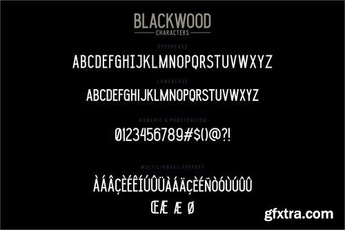 CM - Blaclwood 2223570