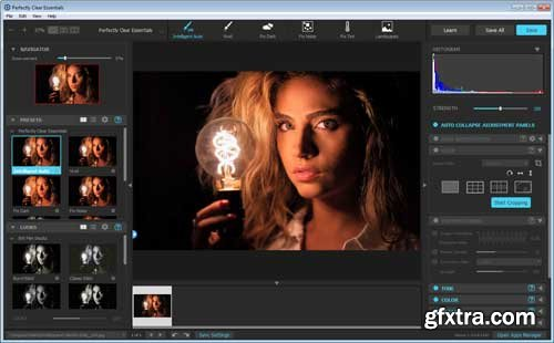 Athentech Perfectly Clear Essentials 3.5.7.1224 Portable