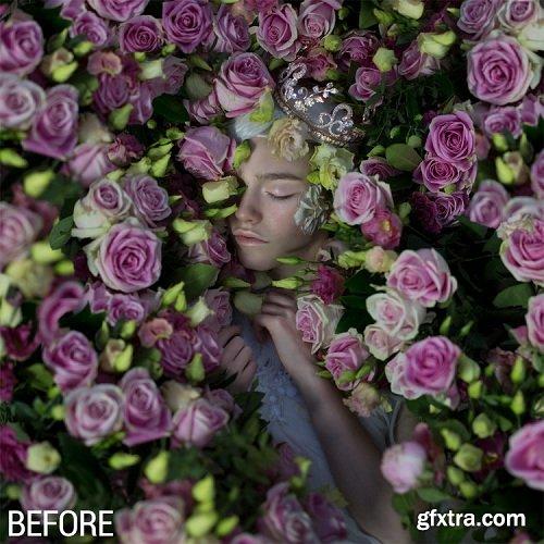 Fineartactions - Sleeping Beauty