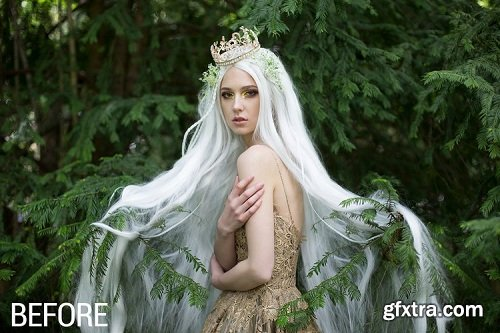 Fineartactions - The Forgotten Queen