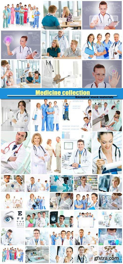 Medicine collection
