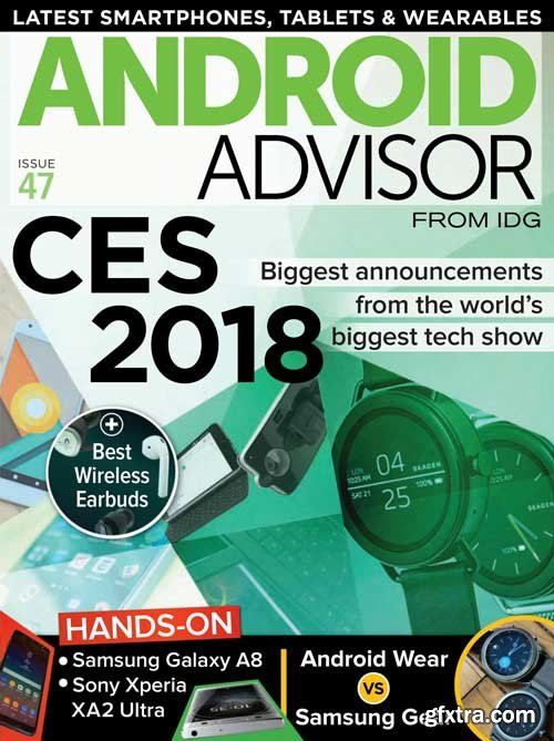 Android Advisor - Issue 47 2018