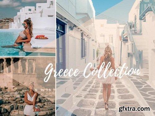 Lisa Homsy Greece Collection Lightroom Presets